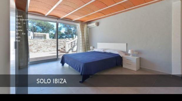 Villa con sei camere da letto a Santa Eulalia de el Río con piscina ...