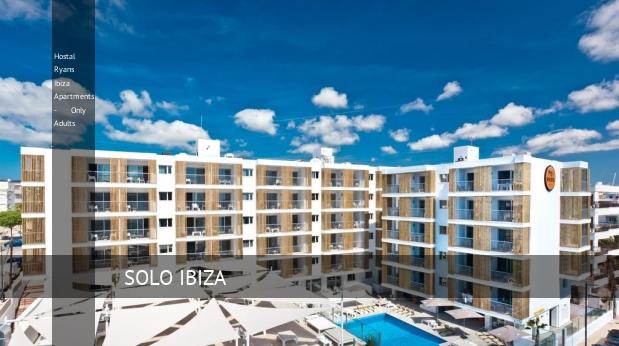 hostal ryans ibiza apartments only adults