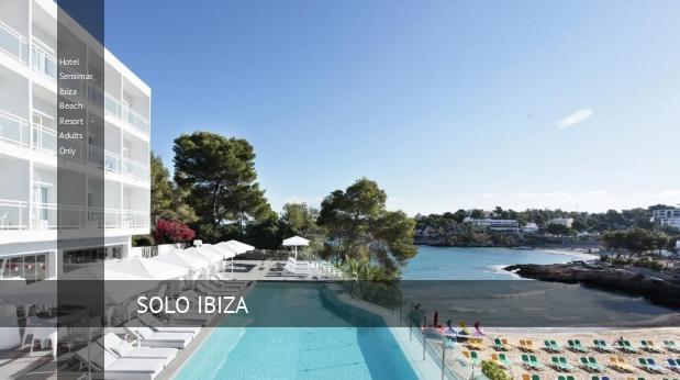 hotel sensimar ibiza beach resort adults only 1