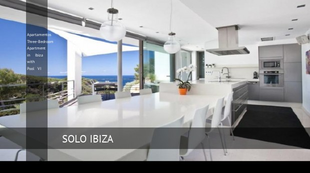 apartamentos three bedroom apartment in ibiza with pool vi reverva 3