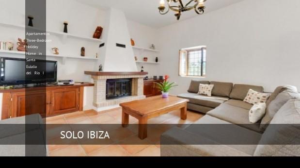apartamentos three bedroom holiday home in santa eulalia del rio i reverva 3