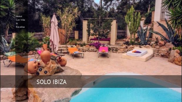 hostal can villa in rocallisa reverva 3