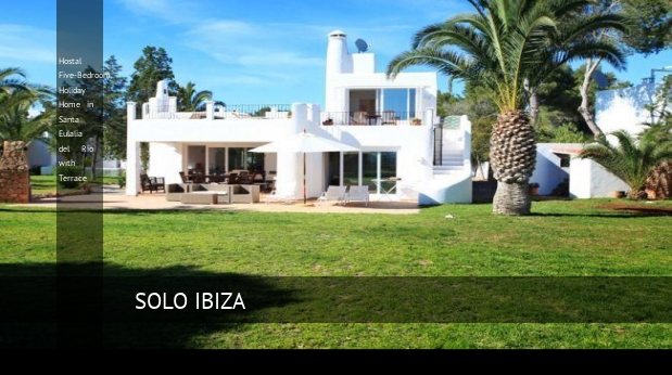 hostal five bedroom holiday home in santa eulalia del rio with terrace reverva 3