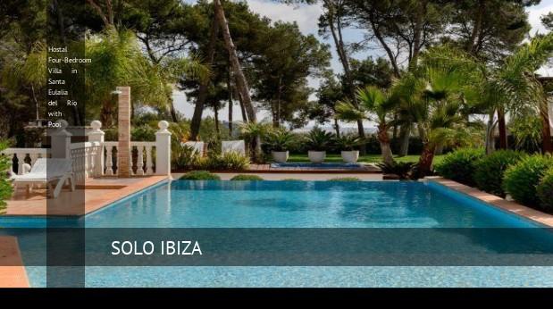 hostal four bedroom villa in santa eulalia del rio with pool reverva 3