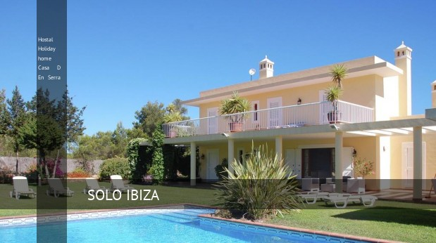 hostal holiday home casa d en serra reverva 3