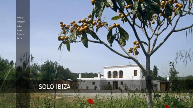 hostal holiday villa casa calma ibiza reverva 3