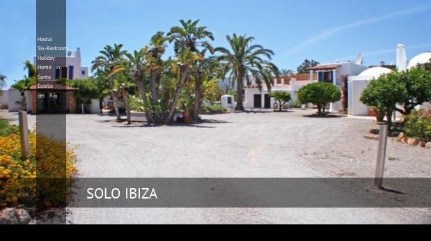 hostal six bedroom holiday home in santa eulalia del rio reverva 3