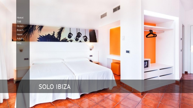 hostal thb ocean beach hotel adults only reverva 3