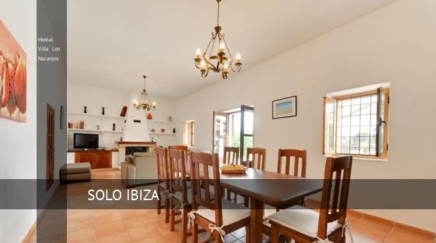 hostal villa los naranjos reverva 3