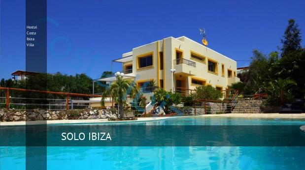 hostal costa ibiza villa reverva 3
