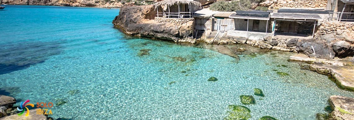 playas calas ibiza