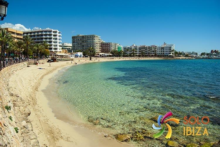 Playa de Santa Eulalia